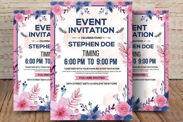 Wedding Event Management Flyer example image 1