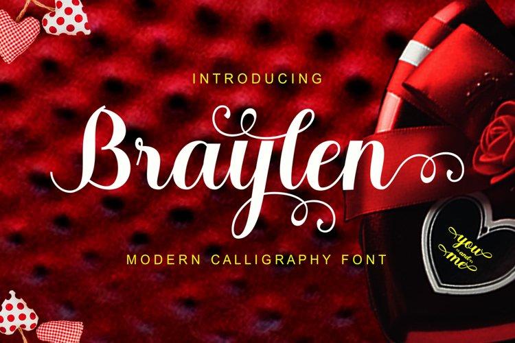 Braylen example image 1