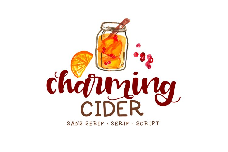 Charming Cider example image 1