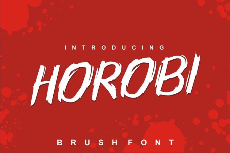 Horobi example image 1