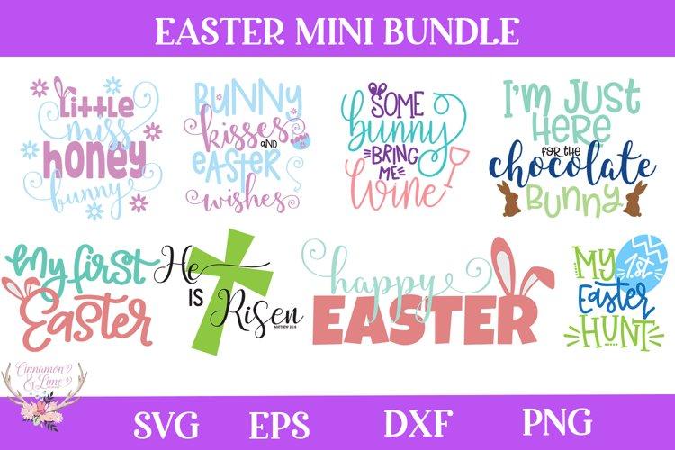 Easter Bundle - 8 Easter SVG files