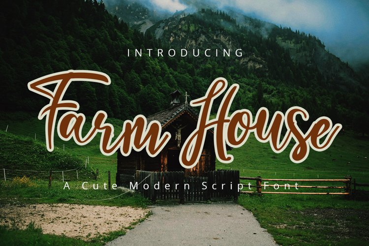 Farmhouse example image 1