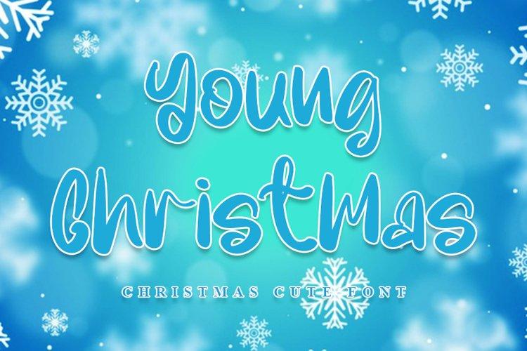 Young Christmas example image 1