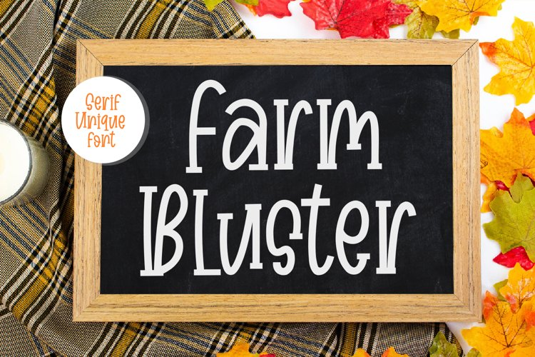Farm Bluster example image 1