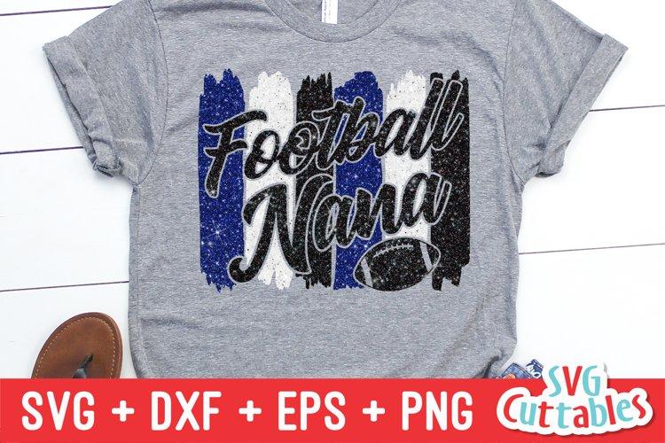 Football SVG | Football Nana | Shirt Design