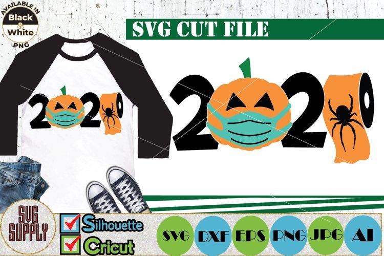 Halloween 2020 SVG Cut File