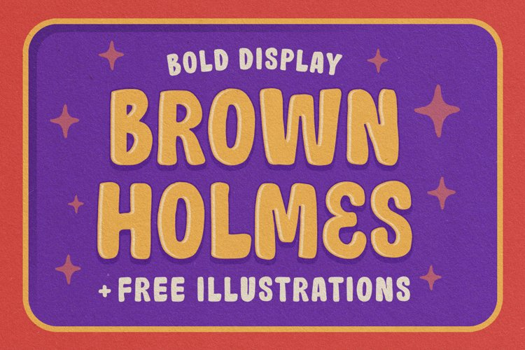 Brown Holmes example image 1