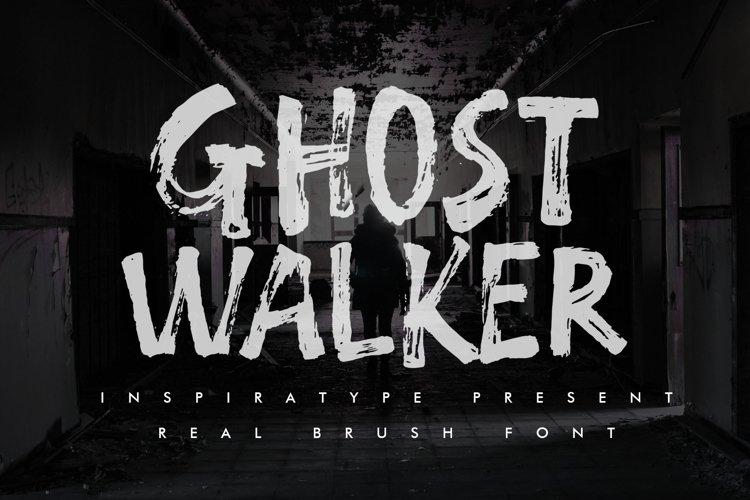 Ghost Walker example image 1