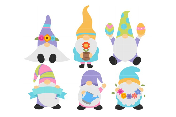 Spring Gnomes example image 1