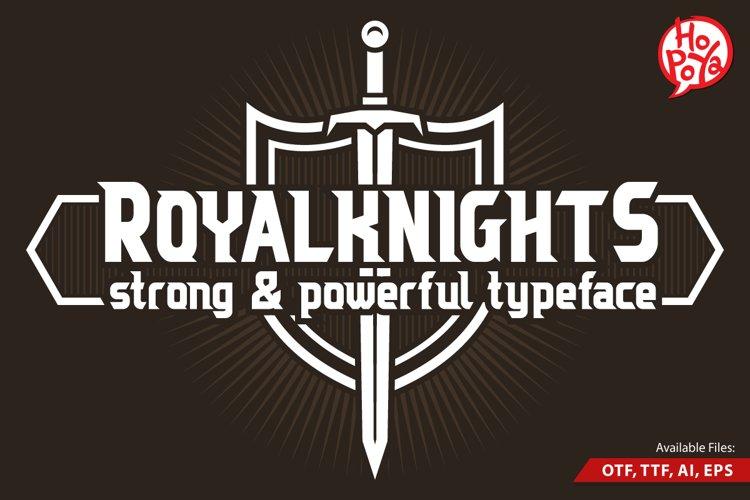 Royal Knights example image 1