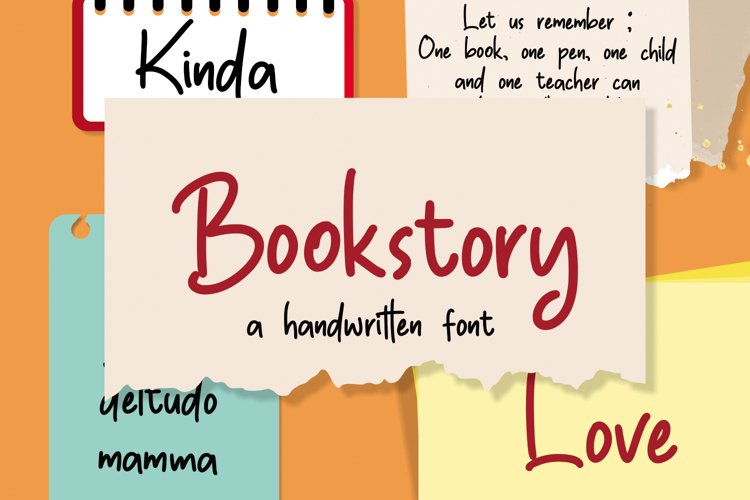 Bookstory example image 1