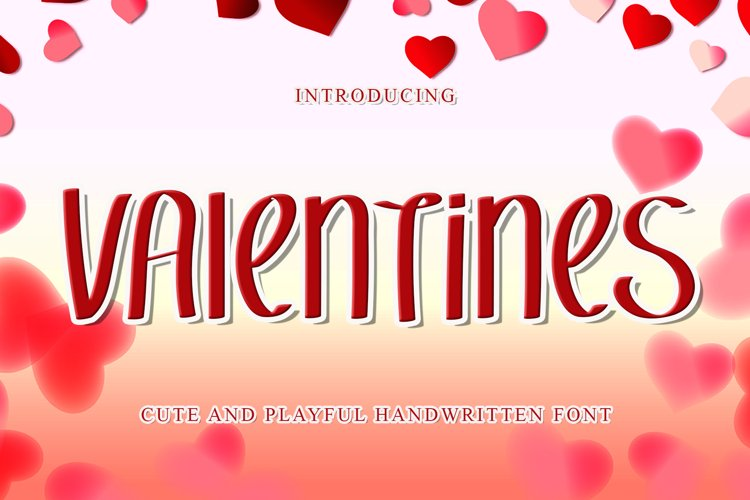 Valentines example image 1