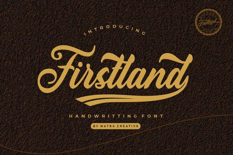 Firstland
