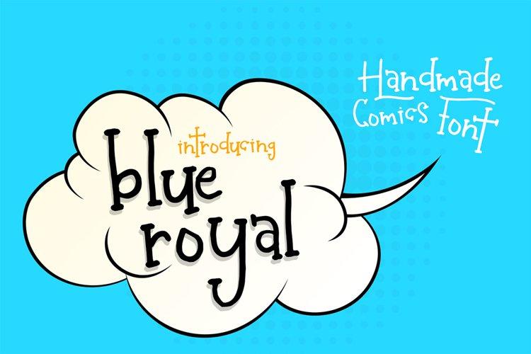 Blue Royal example image 1
