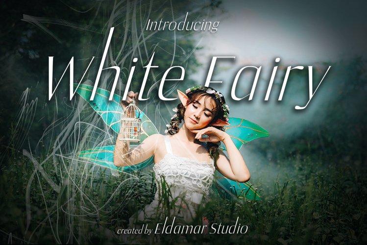 White Fairy example image 1