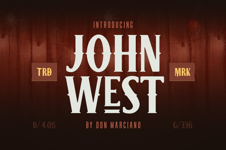 John West example image 1