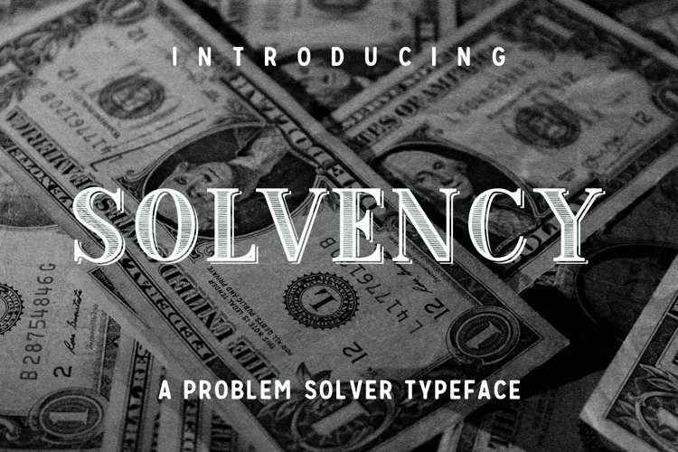 Solvency  example image 1