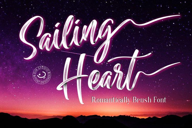 Sailing Heart example image 1