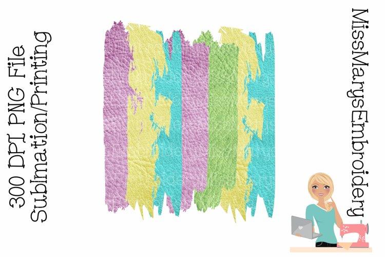 Spring Sublimation Background | Brush Stroke Sublimation