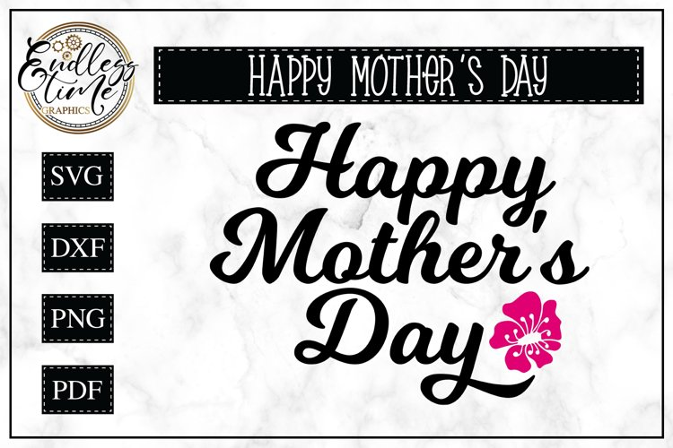 Free Happy mothers day card greeting vector illustration. Happy Mother S Day Svg Cut File 19489 Cut Files Design Bundles SVG, PNG, EPS, DXF File
