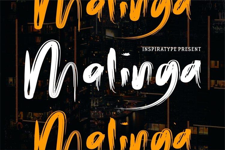 Malinga example image 1