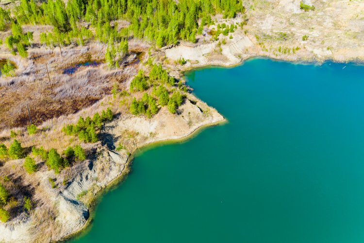 blue Lake2 example image 1