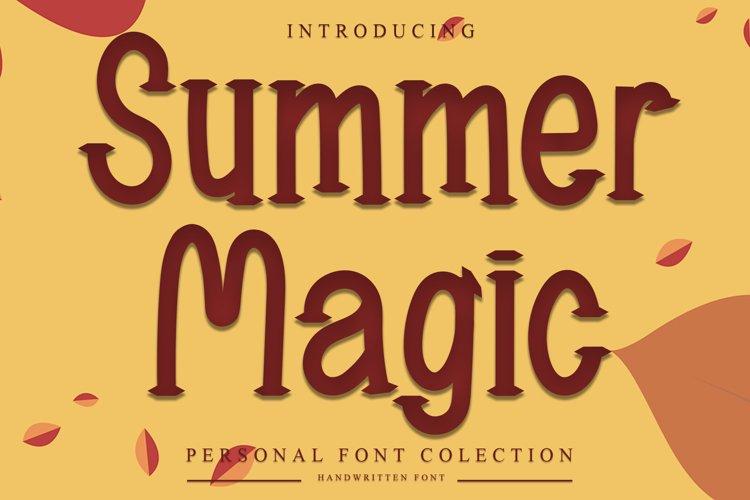 Summer Magic example image 1