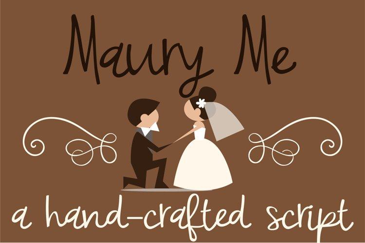 Maury Me example image 1