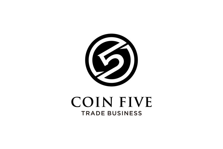 5 coins sign example image 1