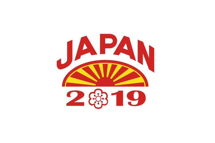 Japan 2019 Icon example image 1