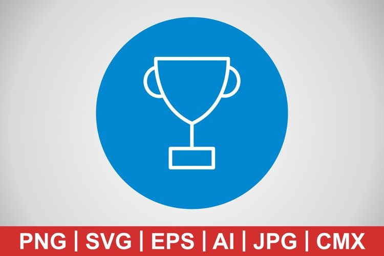 Vector Cup Icon example image 1