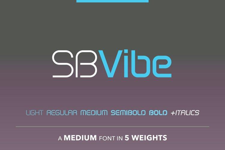 SB Vibe Medium example image 1