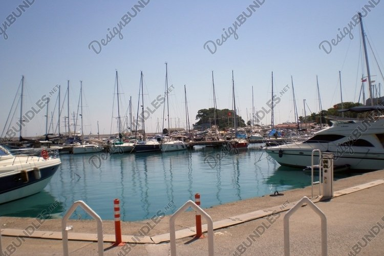 Kemer Yacht Club Turkey, July 2018 example image 1