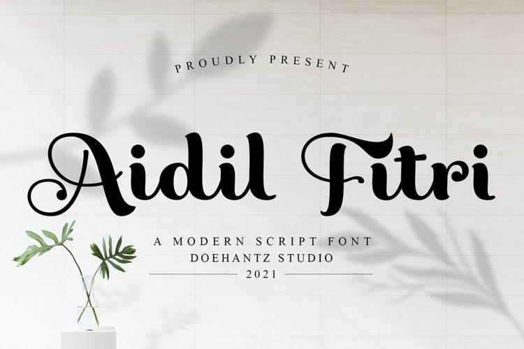 Aidil Fitri example image 1