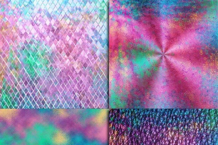 Mermaid Textures Digital Paper - Free Design of The Week Design2