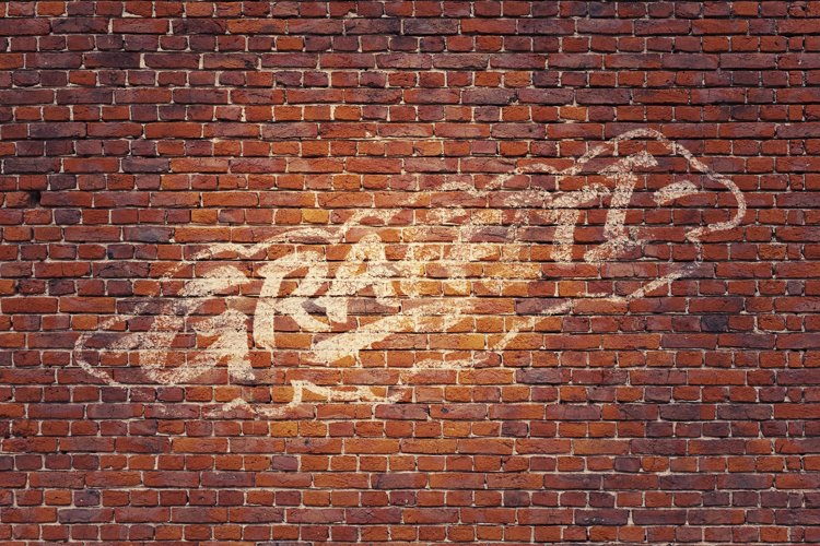 Graffiti Mockup example image 1