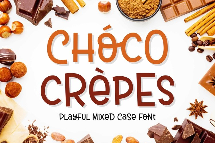 Choco Crepes