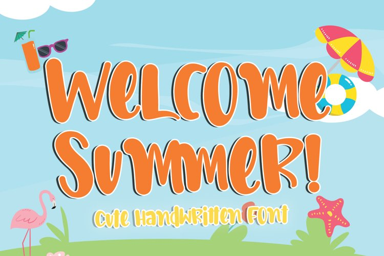 Welcome Summer example image 1
