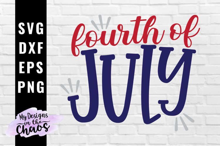 4th of July SVG PNG EPS DXF | Patriotic SVG example image 1