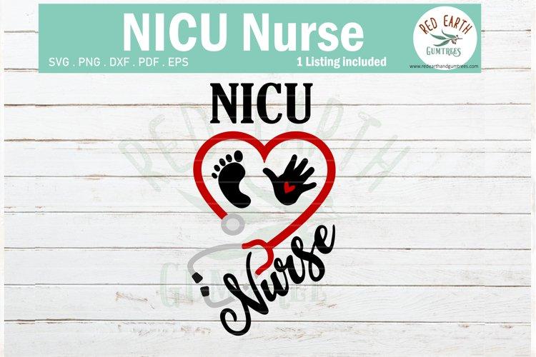 Nicu nurse heart stethoscope svg, baby hand feet SVG,PNG,DXF