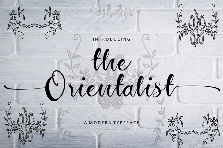 the Orientalist example image 1