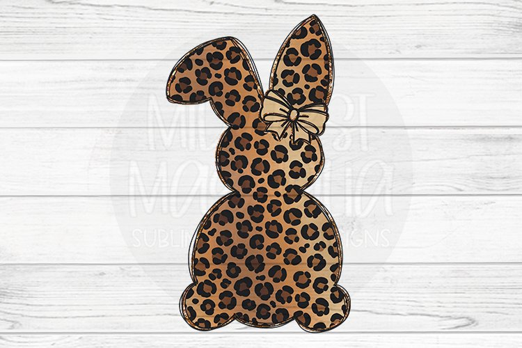 Leopard Bunny example image 1