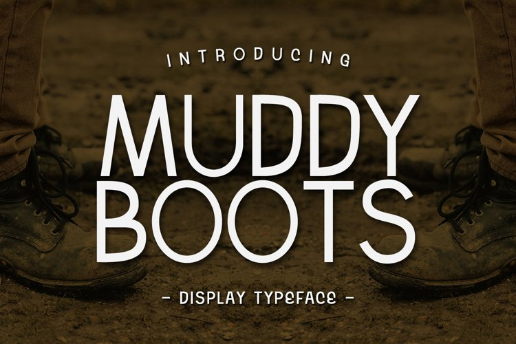 Muddy Boots example image 1