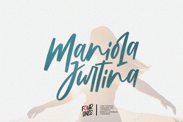 Maniola Jurtin example image 1