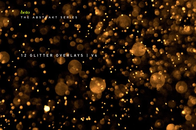 Glitter Overlays V4 example image 1