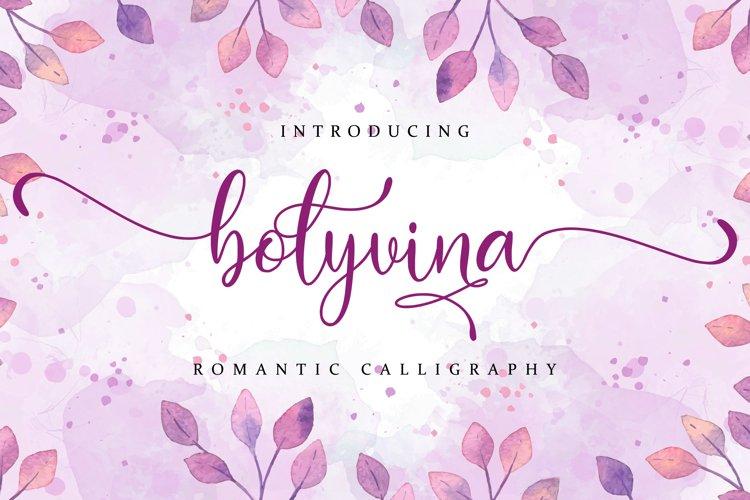 Bolyvina example image 1