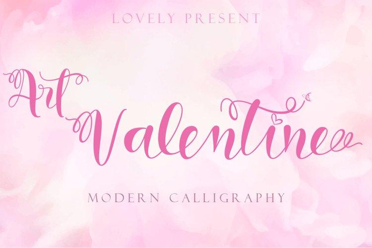 Art Valentine example image 1