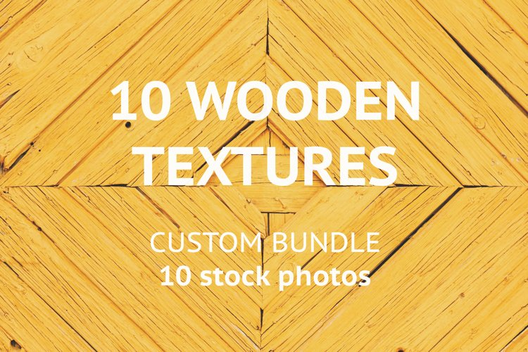 10 WOODEN TEXTURES example image 1