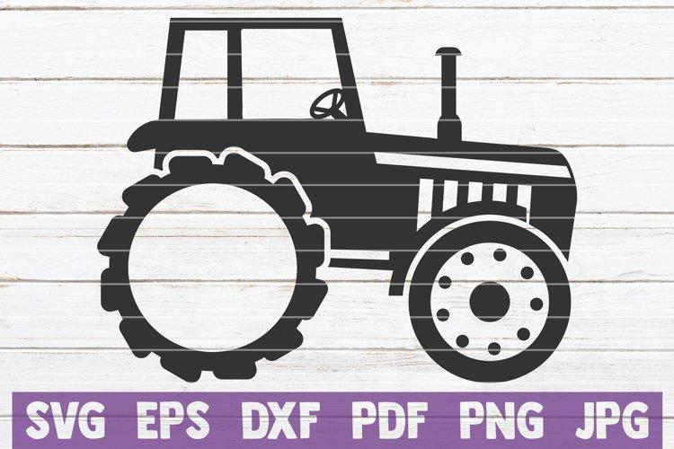 Farm Tractor Monogram example image 1