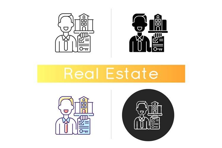 Realtor icon example image 1